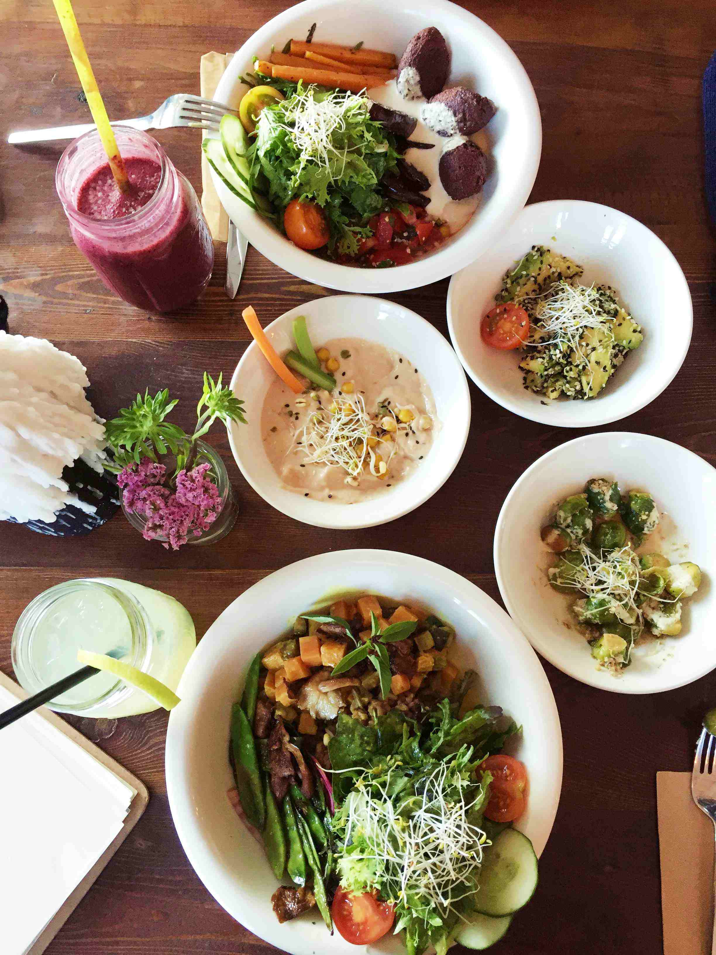 Fitness Tipps #2: Restaurant Check - The Bowl - TrendRaider