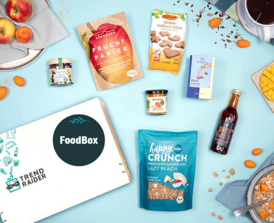 Die TrendRaider FoodBox