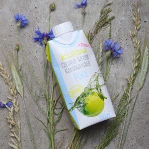 Kokoswasser TrendraiderBox nachhaltig