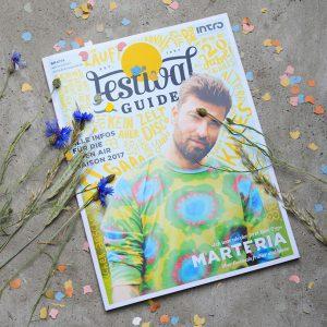 Festivalguide intro Magazin von Trendraider, lifestylebox, abobox, trendraider, nachhaltig