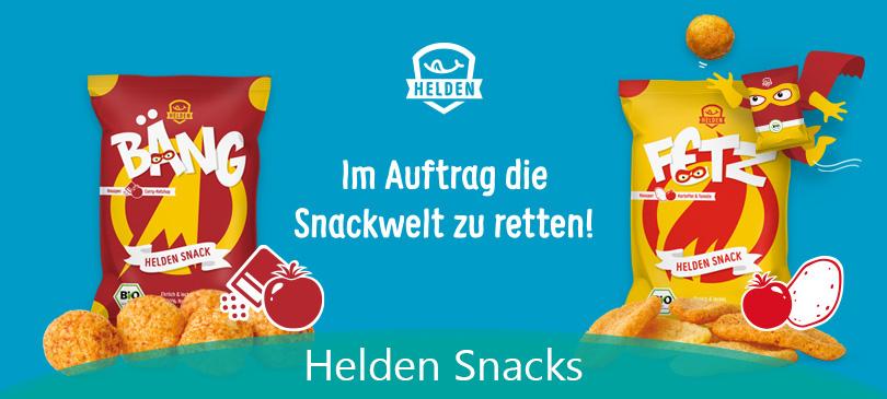 Popular Helden Snacks – Gesunde Snacks für zwischendurch - TrendRaider  VK53