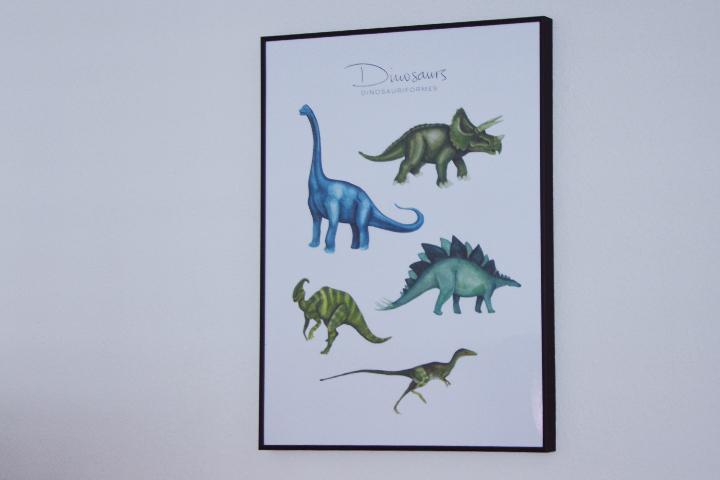 Poster desenio Dinos