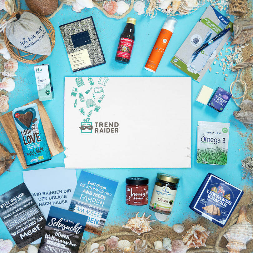 Unboxing Ocean Breeze Lifestyle Box