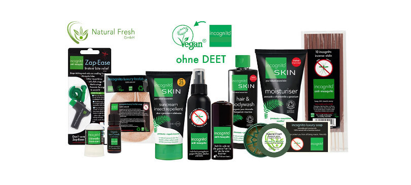 Natural Fresh Produkte