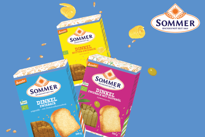 Sommer Biscuits
