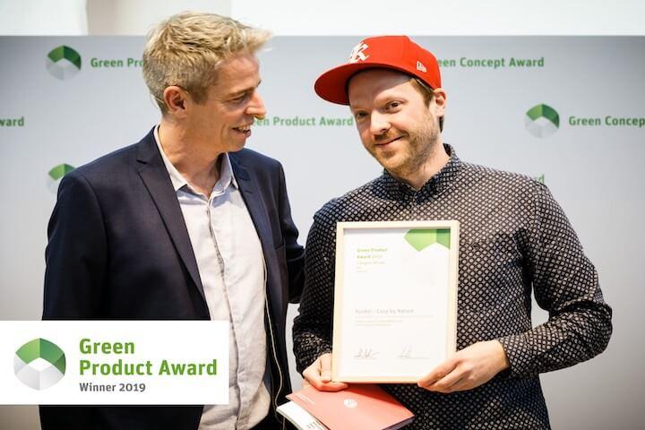 Kushel Green Product Award