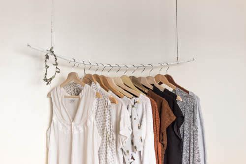natürliche Materialien für deine selbst gemachte Kleidung