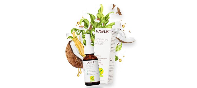 Hawlik Vitamin D3