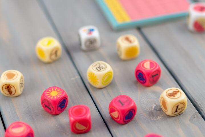 Starnberger Spiele Eiswürfeln