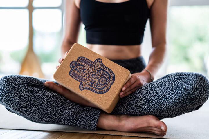 Sapura Yoga Block