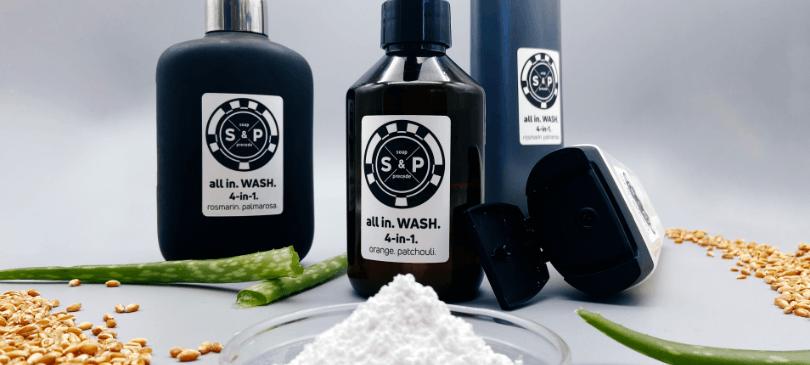 Soap and Precede