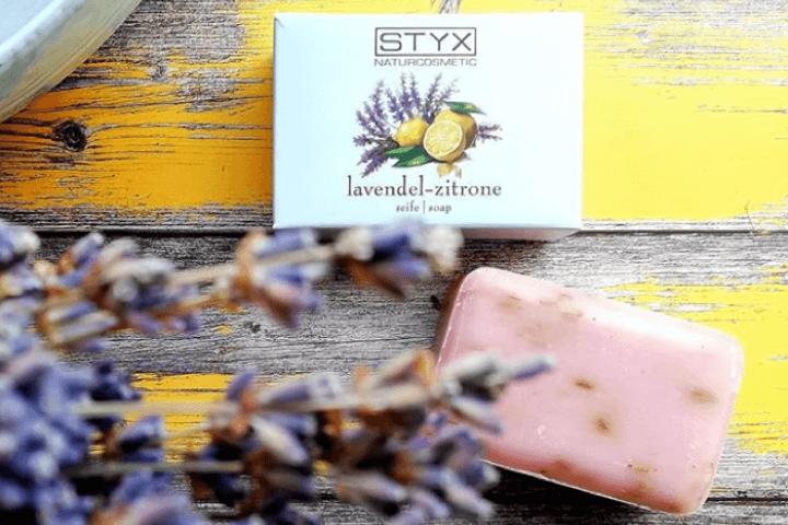 STYX Lavendel Zitronen Seife