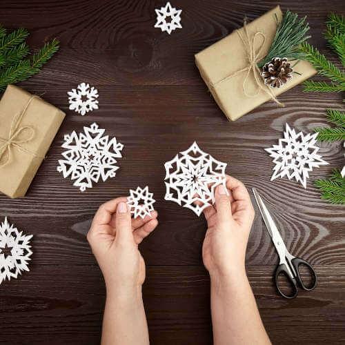 Weihnachtsschmuck selber machen