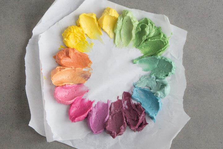 Eat a Rainbow Lebensmittelfarben