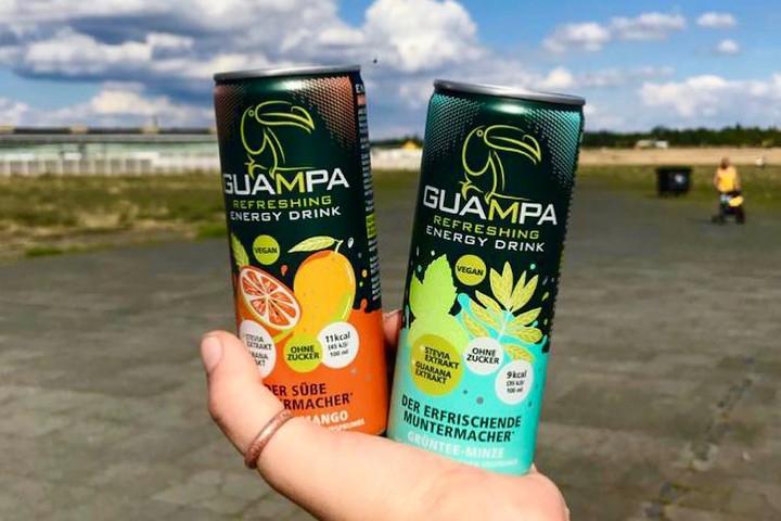 Guampa Energy Drinks