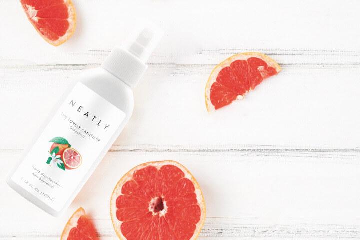 Neatly Desinfektionsmittel Grapefruit