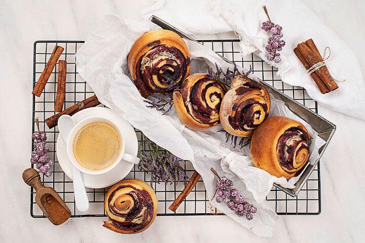 Bake Affair Zimtschnecken Backmischung