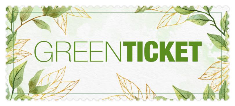 Green Ticket TrendRaider April