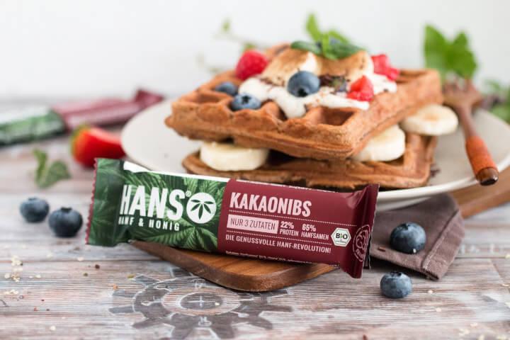 Hans Brainfood Hanfriegel Kakaonibs