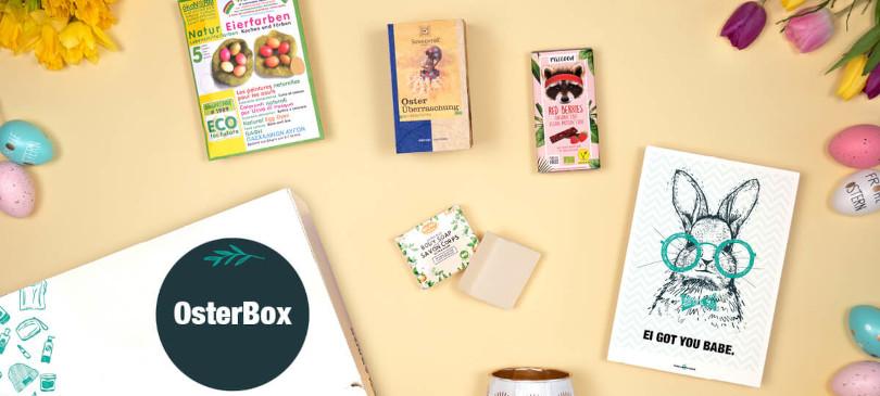 OsterBox Nachhaltige Geschenke zu Ostern