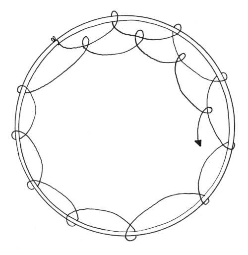 Traumfänger Anleitung Basteln Netz