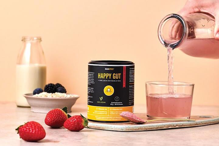 Braineffect Happy Gut