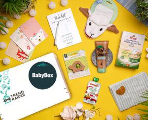 TrendRaider ThemenBoxen - BabyBox - 560x457
