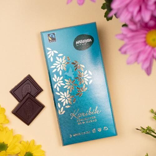 Trendraider Unboxing Naturata Schokolade