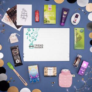 Unboxing TrendBox Dezember-Box 2020 Let it Glow - 500px