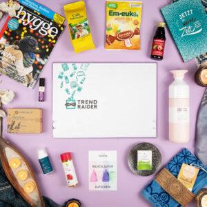 Unboxing TrendBox November-Box 2020 Find you Balance - 1000px