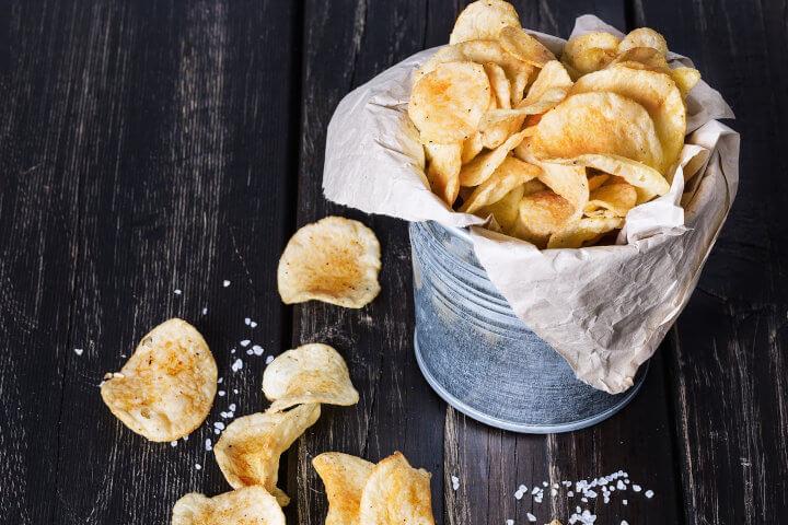 Khoisan Kartoffelchips