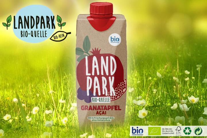 Landpark Mineralwasser