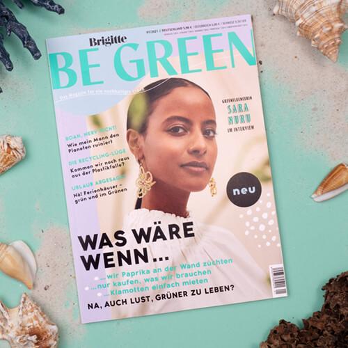 TrendRaider Unboxing Ocean Box BrigitteBeGreen Magazin
