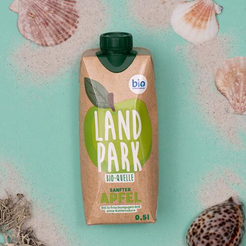 TrendRaider Unboxing Ocean Box Landpark Getraenk