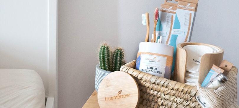 Truemorrow nachhaltiges Badezimmer
