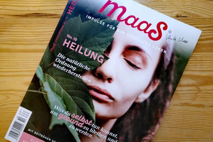 Maas Magazin Heilung