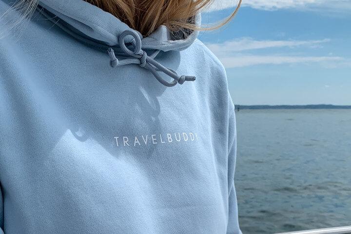 TYPE Store nachhaltige Textilien individualisieren Hoodie