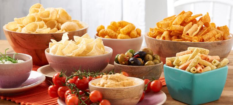 Eat Real Snackvielfalt