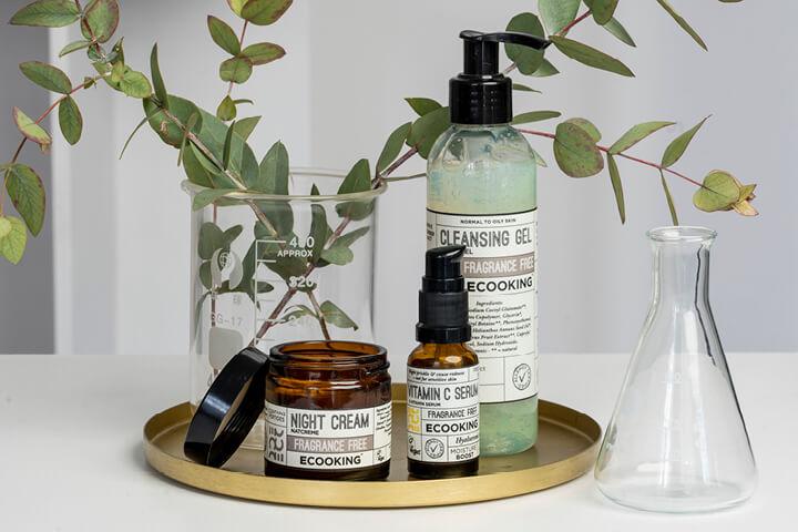 Ecooking Hautpflege