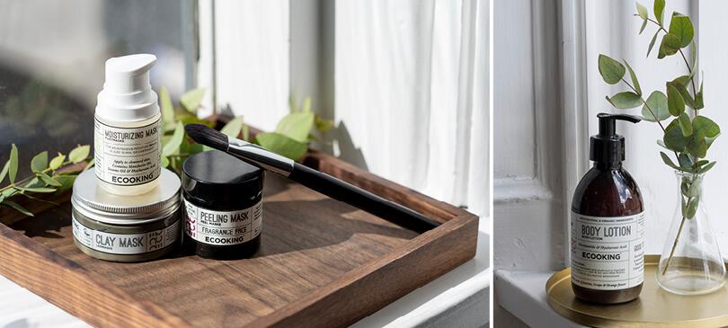 Ecooking Kosmetikprodukte