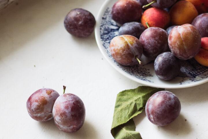 Just Fruits Pflaumen
