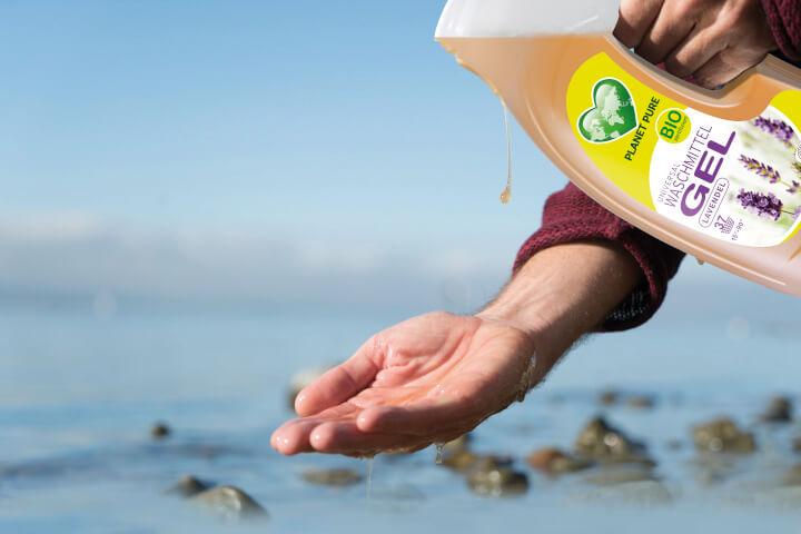 Planet Pure Ökologisches Waschmittel