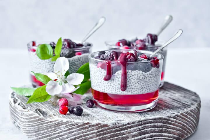 Zuva Foods Chia Pudding