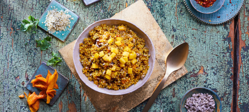 Zuva Foods Quinoa